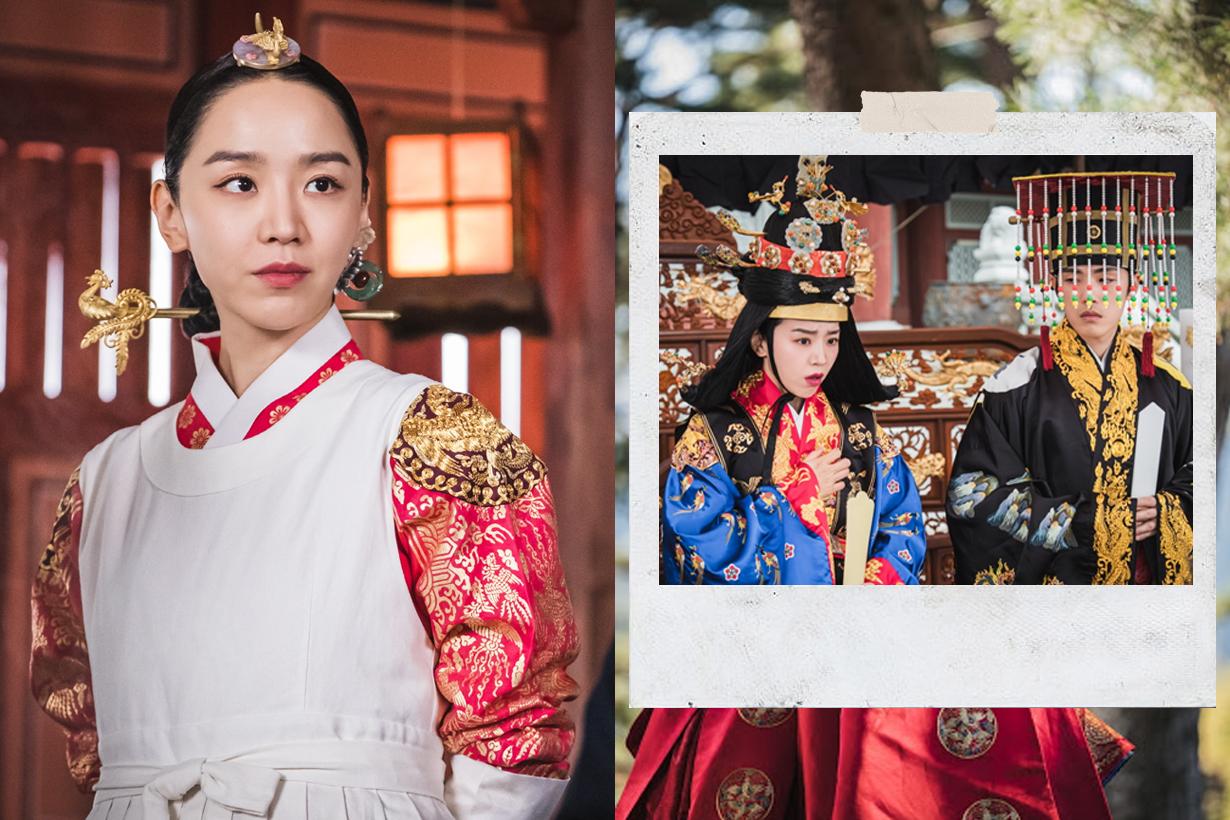 Mr. Queen tvN Drama Korean Drama Shin Hye Sun Kim Jung Hyun Korean idols celebrities actors actresses