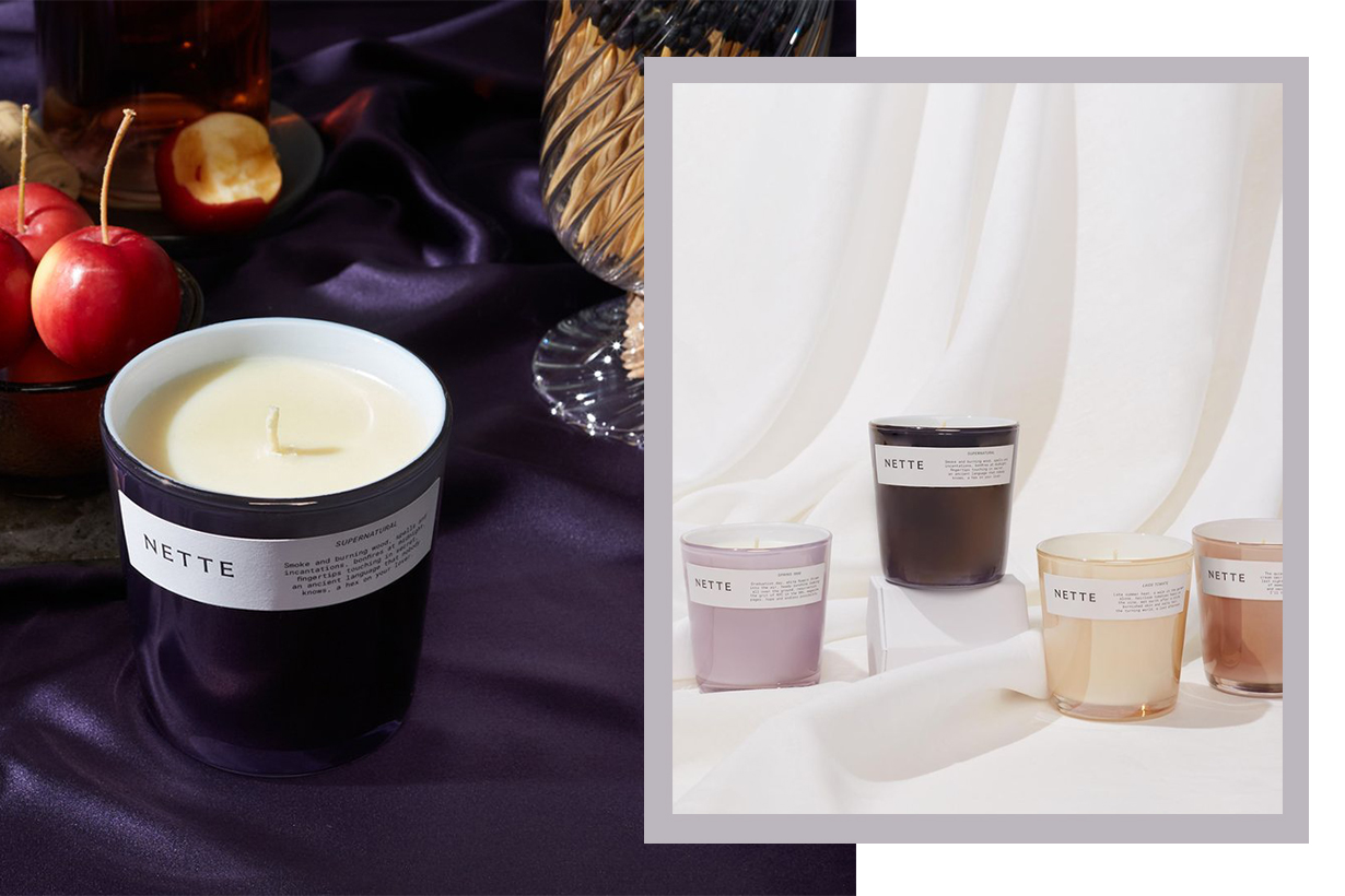 New Candle Brand NETTE Is Here