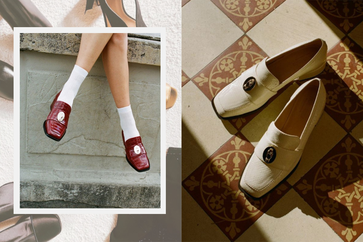 NOMASEI, FOUNDED BY TWO CHLOÉ ALUMS, IS COMMITTED TO CRAFTING TIMELESS FOOTWEAR