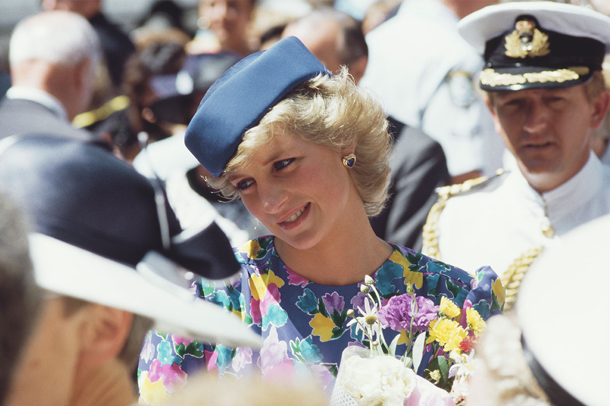 Princess Diana's Perfume Is On Sale At Nordstrom
