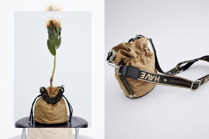 這個 Zara 水桶包到底有何魅力?受日本女生熱搶,售罄後再補貨!