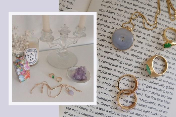 迷信天然石頭的力量?這個首飾品牌,令水晶玉石也變得時尚起來!