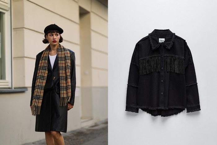 低調也可以帥的時髦,本季時尚博主不約而同穿上這件外套!