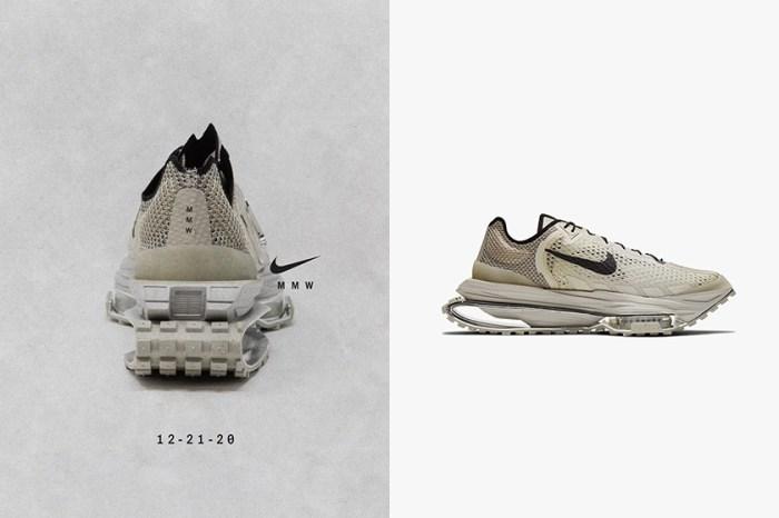 本季最後一雙話題波鞋:Matthew M Williams x Nike Zoom MMW 4 發售日期公開!