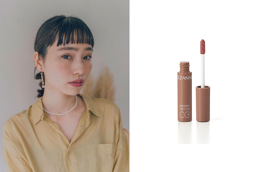 cezanne mask lip make up japanese beauty