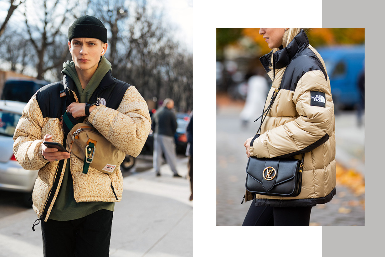 The North Face Trend
