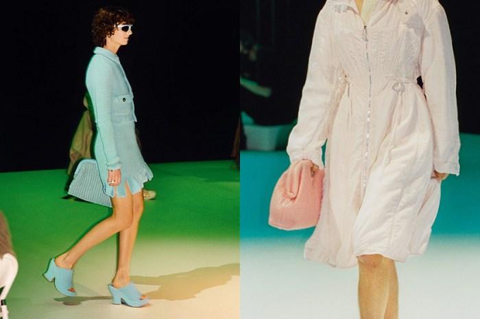 一場交出手機、禁止拍攝的時裝秀:Bottega Veneta 下一季紅什麼?