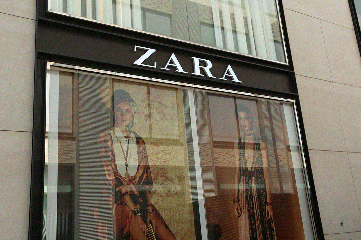 Zara-owner Inditex stages recovery in sales
