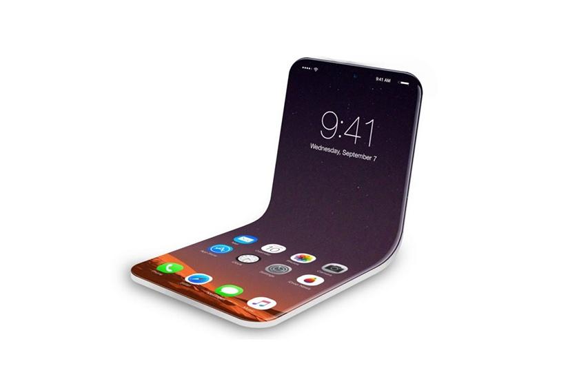 Apple foldable iPhone 2022 2023