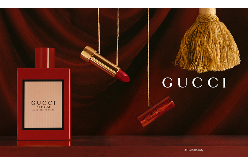Gucci Beauty lipstick 2021 new year Limited Collection