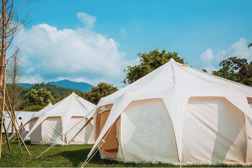 丟下煩憂踏入林間:台灣最美的奢華露營景點,這裡幫你整理好了!