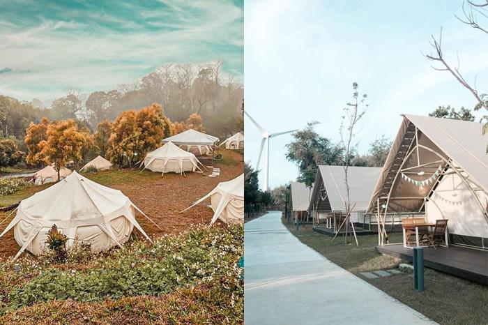 丟下煩憂踏入山林間:台灣最美的奢華露營景點,這裡幫你整理好了!