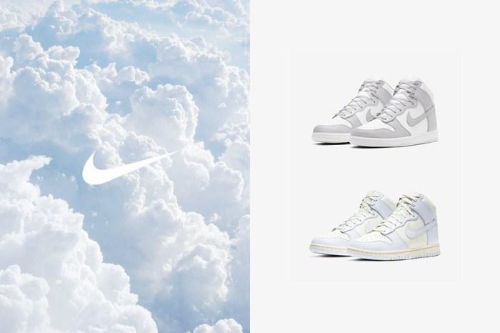 Nike 這雙經典鞋型再度成為熱門單品:還有難以抉擇的質感灰色與淡雅寶寶藍!