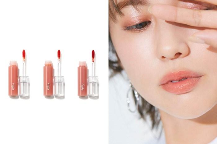 打造宛如天生的水嫩唇:透明系彩妝 Fujiko 這款唇膏剛推出就引起日本女生關注!