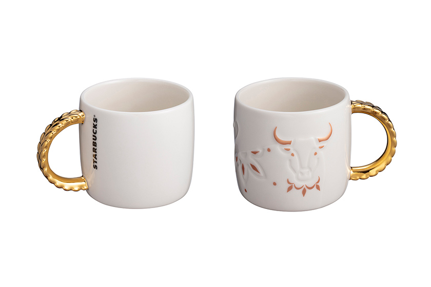 Starbucks Chinese New Year 2021 Collection