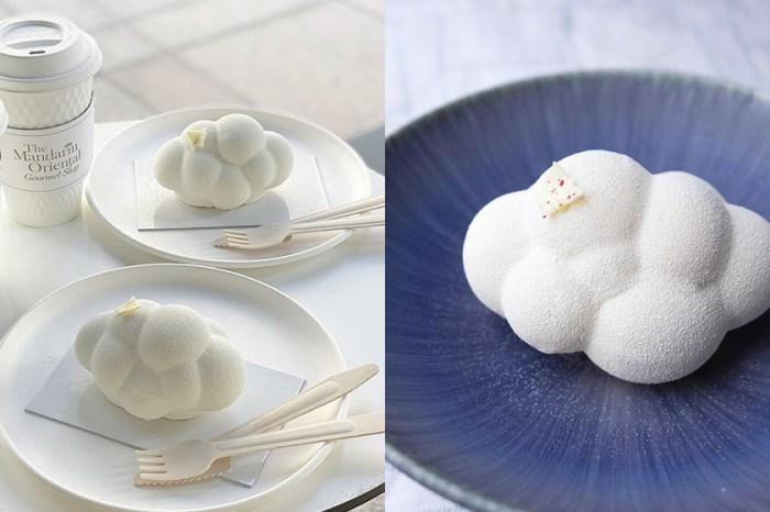 一口咬下軟綿的白雲:這個療癒又夢幻的雲朵蛋糕,讓日本女生都瘋狂了!