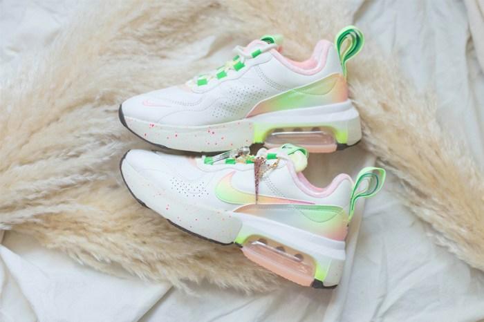 如彩虹糖般可愛的漸層色系!Nike 為女生們帶來春天的 Air Max Verona 波鞋!