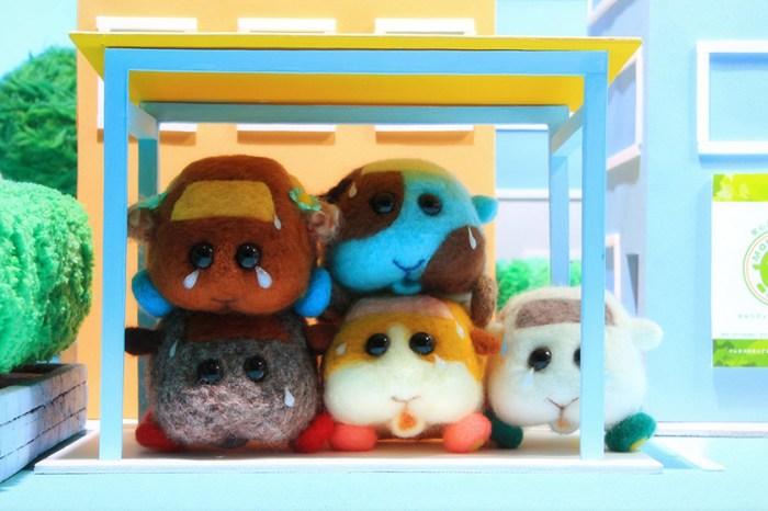 才推出三集就造成網路熱話:軟萌可愛的動畫《Pui Pui 天竺鼠車車》讓人一看就中毒!