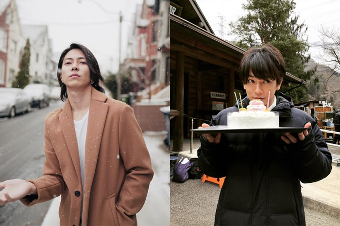哪一位是你心目中的冠軍?日本女生票選最人氣的 30 代帥哥演員排行榜出爐!