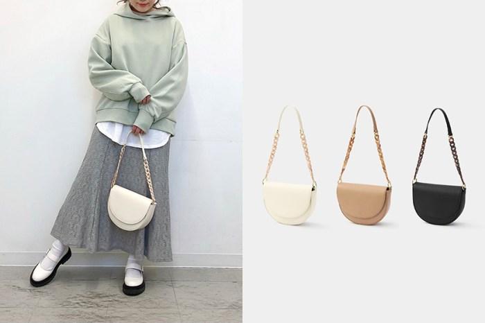 默默藏在 GU 新品中的這款簡約手袋,三個配色都獲得店員一致熱愛!