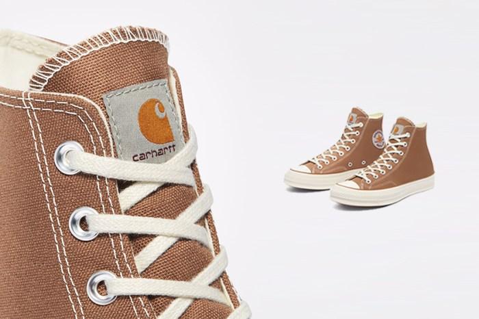 每回推出必引來話題:Converse 再度攜手 Carhartt WIP 復刻 Chuck 70 經典鞋型!