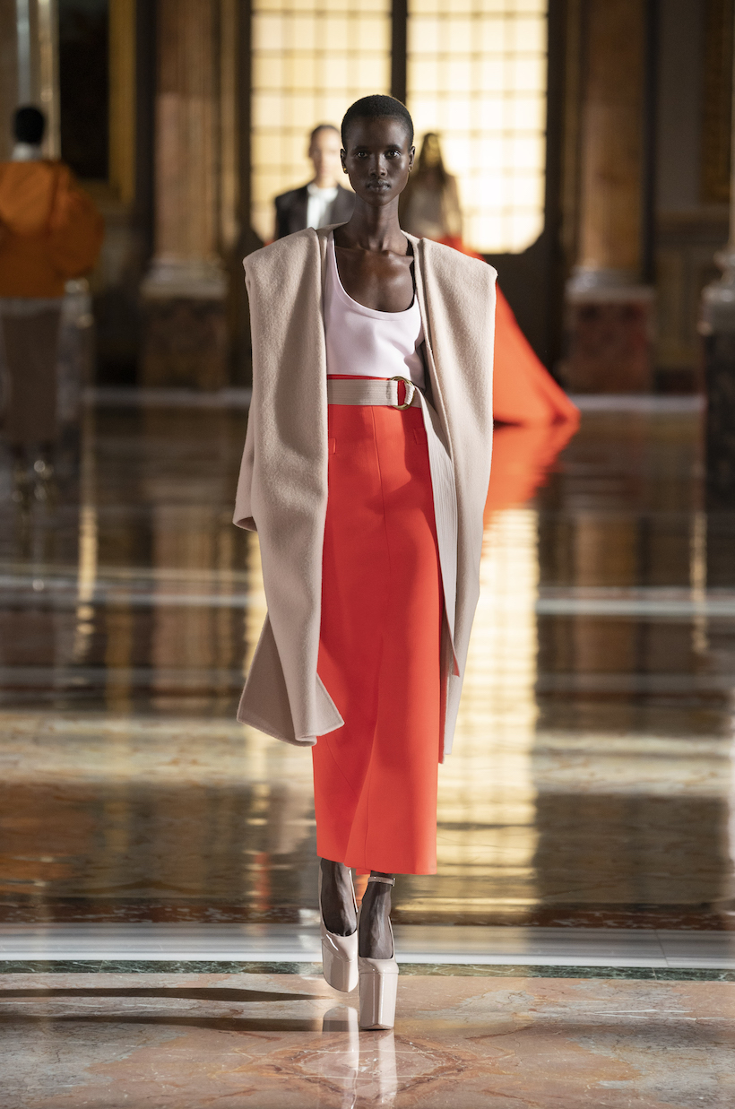 valentino haute couture 2021 SS paris looks Pierpaolo Piccioli