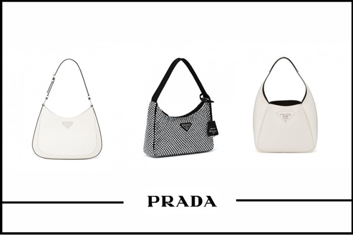 Prada 2021 春夏手袋新登場,哪一款將成為最新 It Bag?