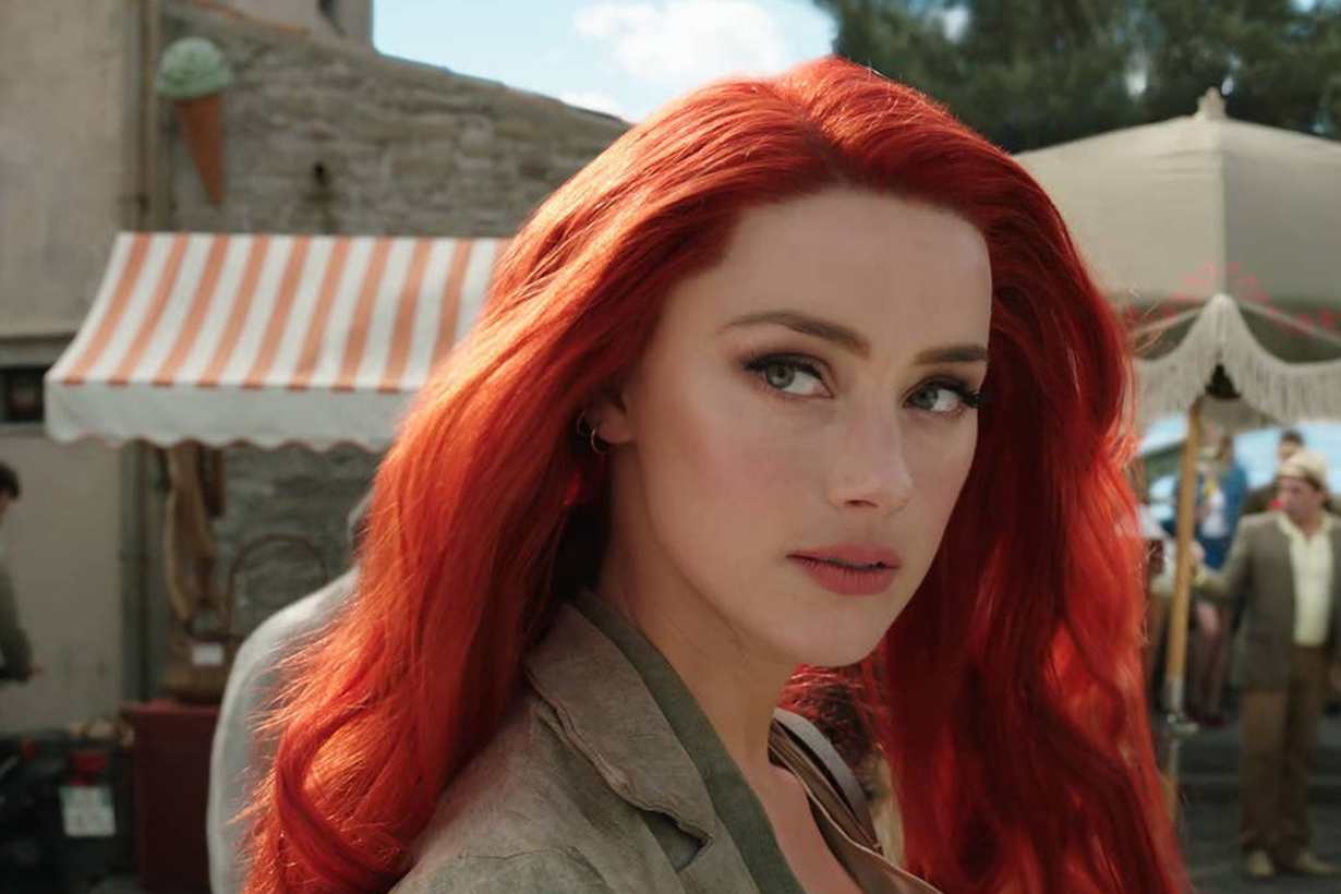 amber heard aquaman mera spinoff hbo max rumor johnny depp