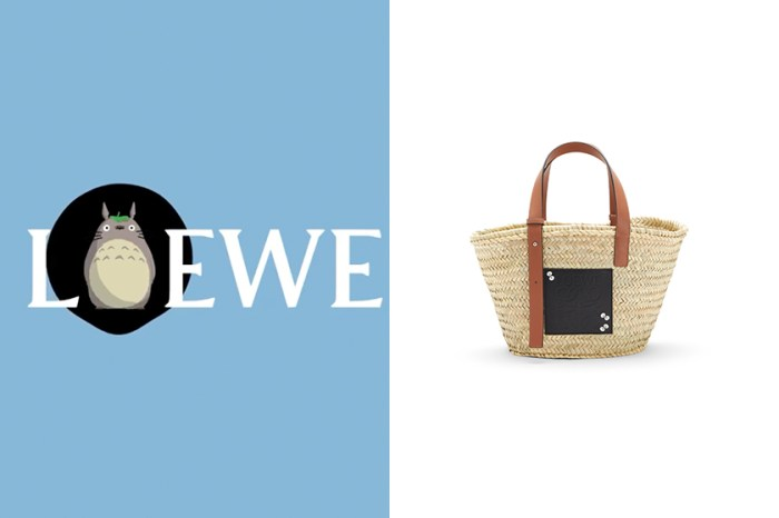 超親民價:Loewe x Totoro 龍貓聯乘,最多人第一瞄準的手袋是它!