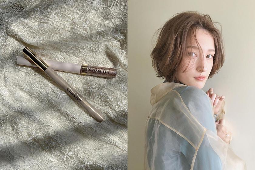japanese beauty brand CipiCipi eye crayon eye makeup