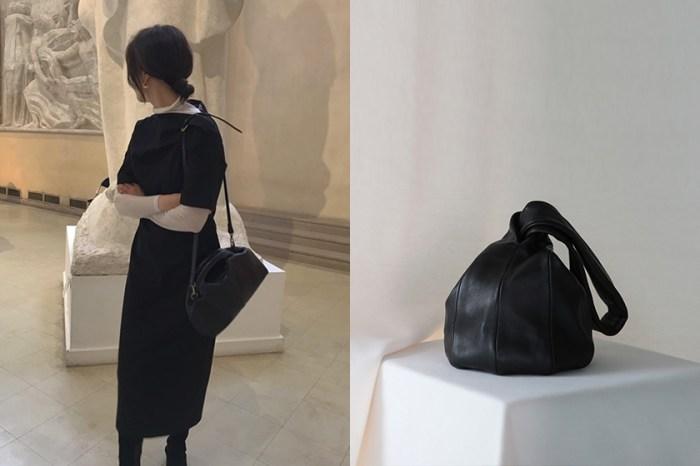 潛力 It Bag:像極無花果的韓國小眾手袋,默默銷售一空……