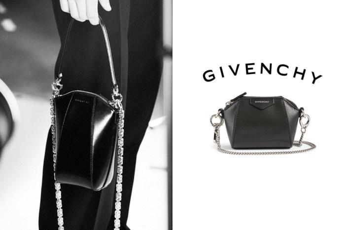 Givenchy 本季最紅 2 個小包:Baby VS Phone Bag,該入手哪一個?