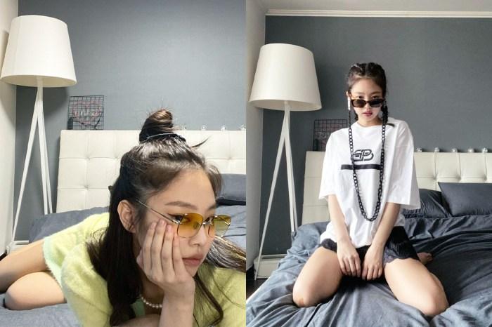 BLACKPINK Jennie 的睡床曝光引起網絡哄動!網民:她的床足夠我交 2 年學費!