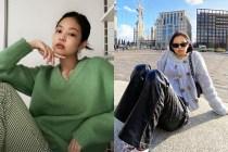 「哪家的手袋這麼可愛?」BLACKPINK Jennie 在 IG 分享手袋造型照,馬上引起熱議!