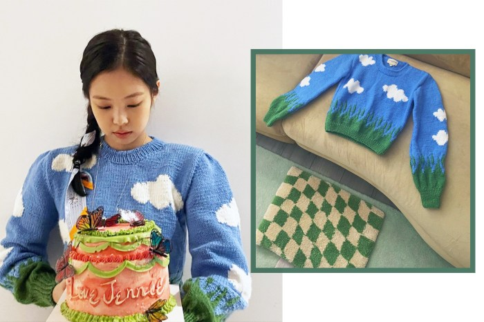 一曝光就詢問度急增!BLACKPINK Jennie 穿的這個毛衣品牌你認識了嗎?