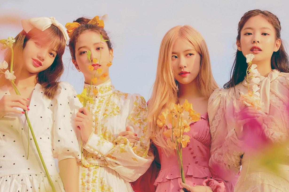 BLACKPINK Jennie Lisa Rose Jisoo Hera M.A.C. YSL Beauty Dior Beauty korean idols celebrities singers girl bands