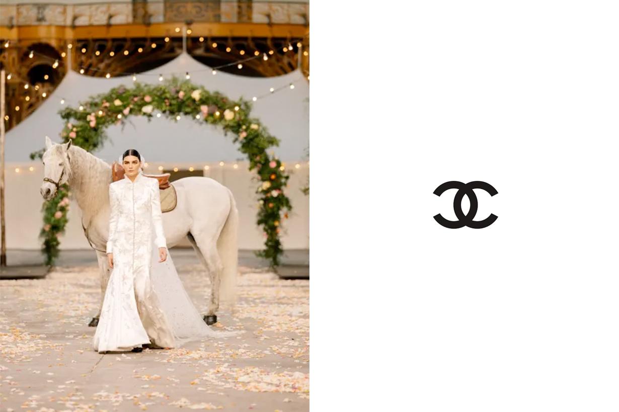 CHANEL 秀上不能錯過的 1″00:最美婚紗騎著白馬緩入,美到彷彿時間靜止!