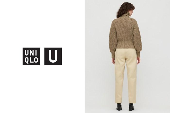 UNIQLO U 高領修身毛衣,好評回饋:買這一件就夠了!