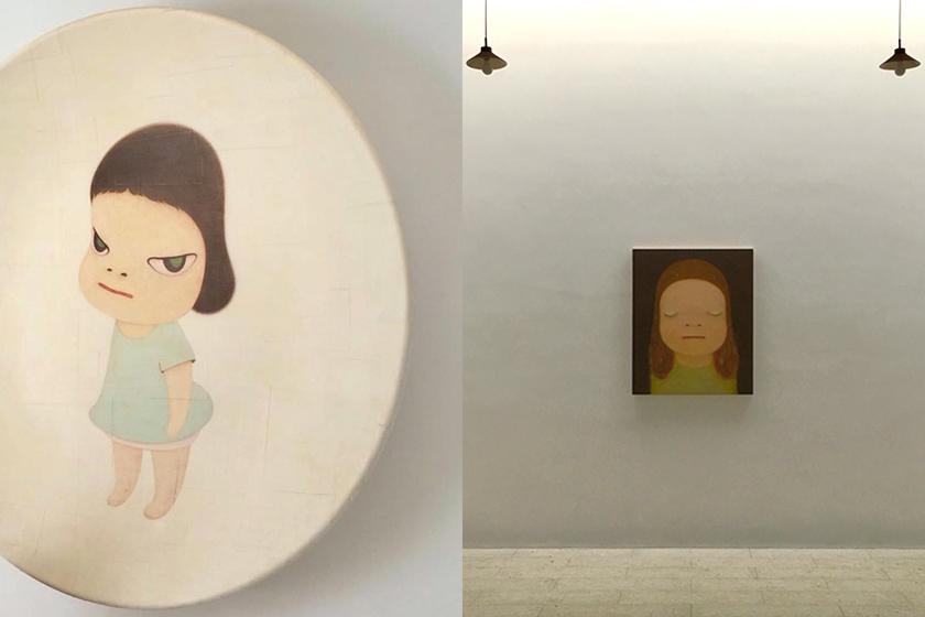 yoshitomo nara japanese artiest taiwan special art gallery