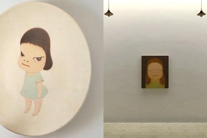 不用飛日本:當代藝術大師奈良美智,即將首次在台舉辦特展!