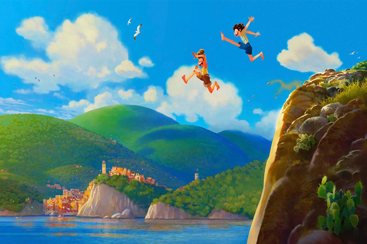 disney pixar movie luca friendship