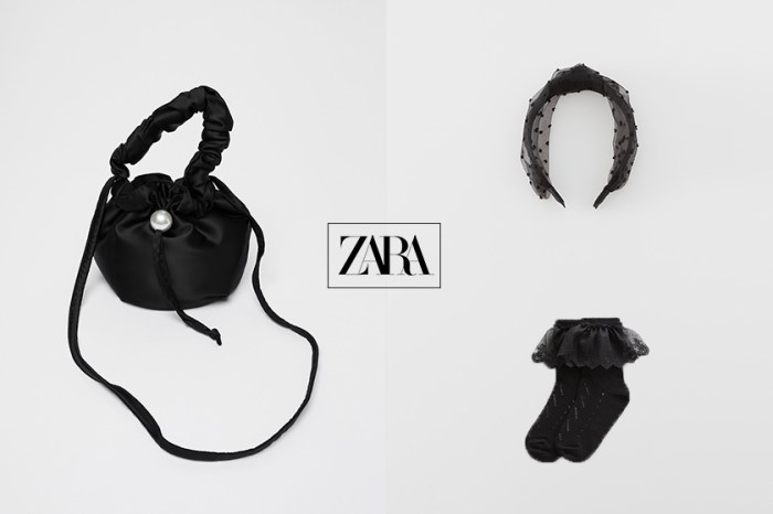 明明是 ZARA 日本限定童裝,卻令時髦女生也跟著速速入手!