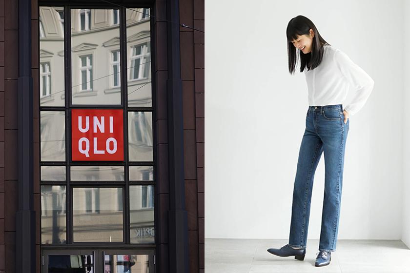 fast retailing uniqlo gu financial report q1 2021 +J collection