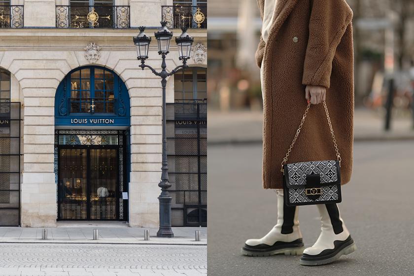 lvmh 2020 Louis Vuitton Dior handbags luxury