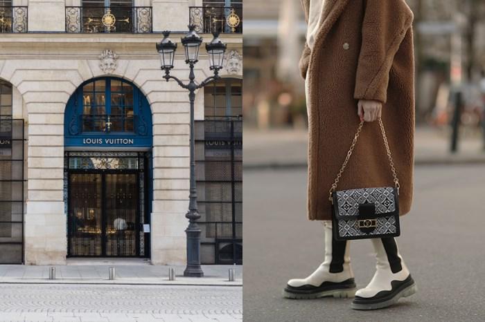 Louis Vuitton 最新財報業績下滑,卻靠兩大品牌的手袋力挽狂瀾?