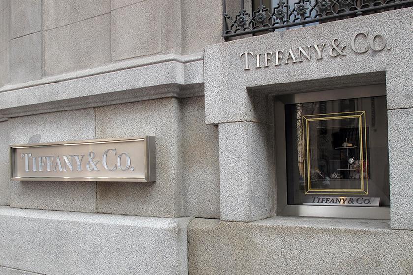 Tiffany & Co alexandre arnault LVMH fashion industry