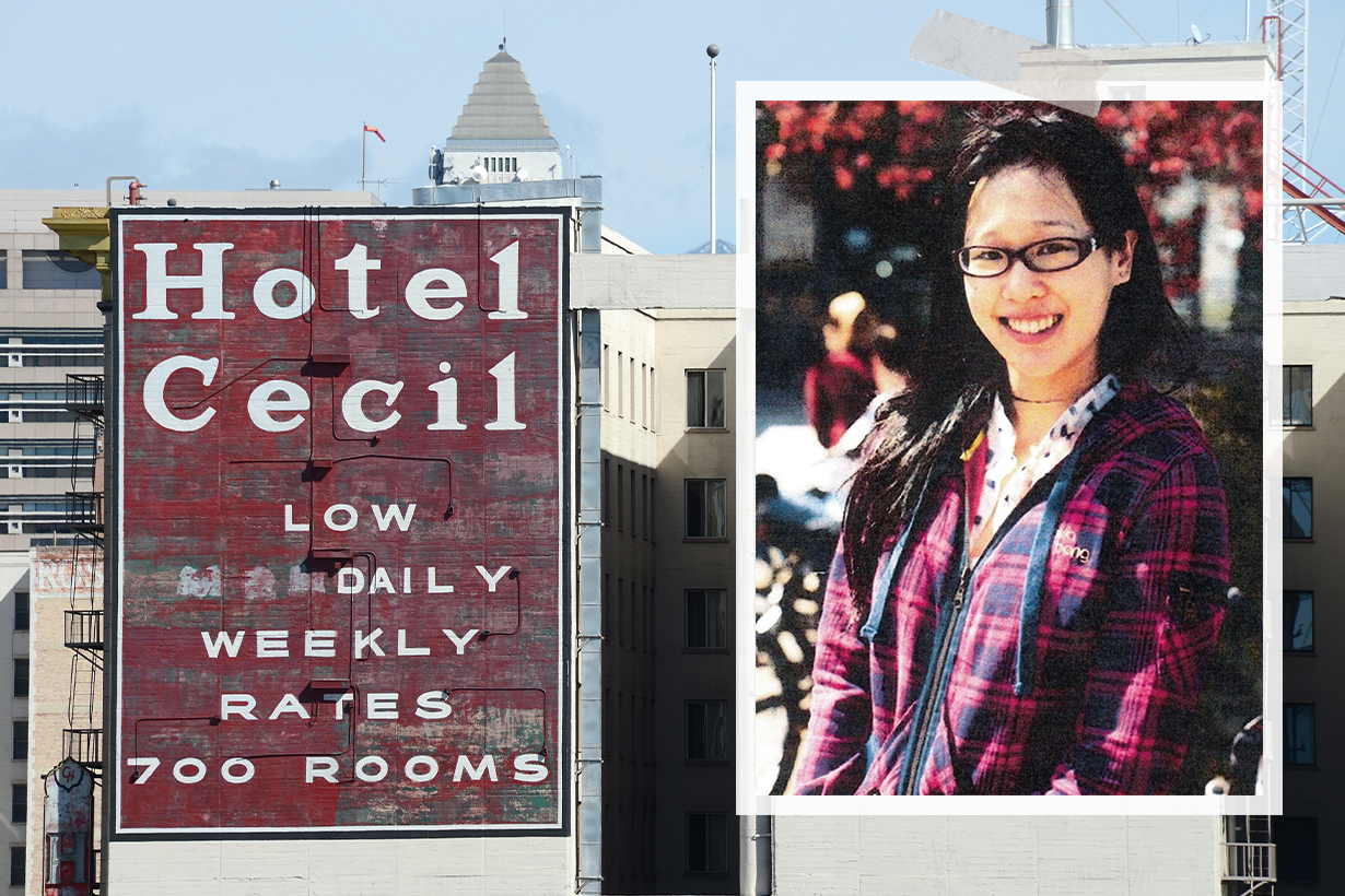 Mysterious Case of Elisa Lam Netflix Documentary Crime Scene: The Vanishing at the Cecil Hotel