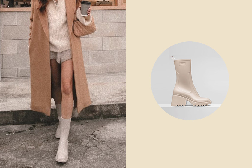 Chloe Betty boots 2021ss shoes