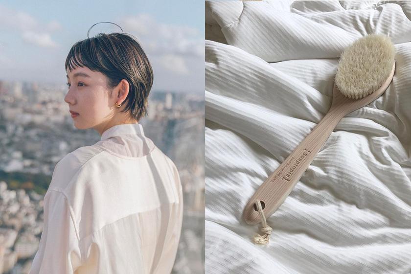 Soaptopia face brush japanese beauty brand