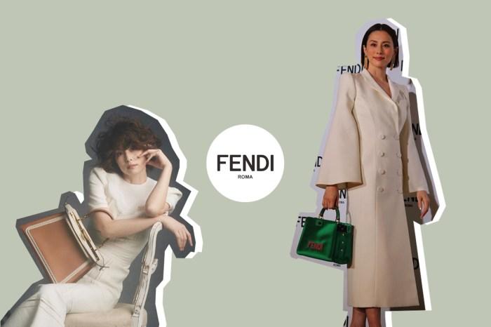 青春只是過程:拿下首位日本 Fendi 大使,45 歲米倉涼子更閃耀!